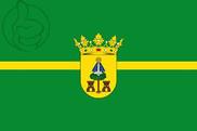 Bandera de Baños de la Encina