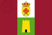 Flag of Higuera de Calatrava