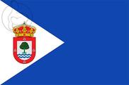 Bandera de Alagón del Río