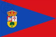 Bandera de Arroyomolinos de Montánchez
