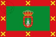 Bandiera di Berzocana