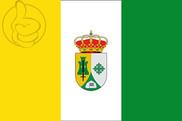 Bandera de Casas de Don Gómez