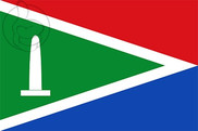 Bandera de Otero
