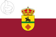 Bandeira do Santiago de Calatrava