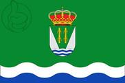 Bandera de Valdecañas de Tajo