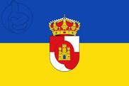 Bandera de Villanueva de la Reina