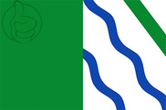 Flag of Alpujarra de la Sierra