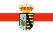 Bandera de Oliva de Plasencia