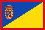 Bandera de Abia de la Obispalía