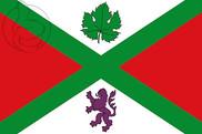 Bandeira do Alcudia de Monteagud