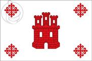 Bandera de Aldea del Rey