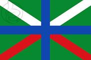 Bandera de Alicún