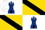 Bandeira do Cañada del Hoyo