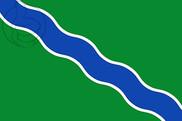 Bandera de Casas de Benítez