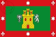 Bandera de Castilleja del Campo