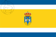 Bandeira do Cumbres de San Bartolomé