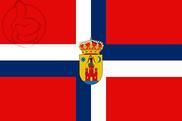 Flag of Cumbres Mayores