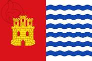 Bandera de Huerta del Marquesado