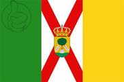 Bandera de Manzanilla