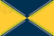 Bandera de Olivares