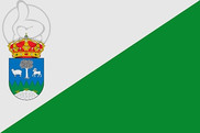 Flag of Olula de Castro