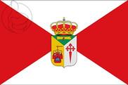 Bandeira do Pozorrubio de Santiago