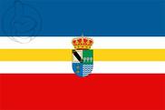 Bandera de San Silvestre de Guzmán