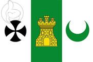 Bandera de Tahal