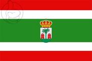 Bandeira do Villanueva de los Castillejos