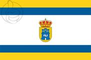 Bandeira do Hinojales