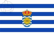 Bandera de Loranca de Tajuña