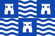 Bandera de Lucainena de las Torres