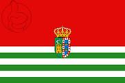 Bandera de Puebla de Guzmán