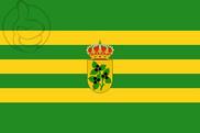 Bandera de Puerto Moral