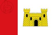 Bandera de Serón
