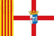 Bandera de Càlig