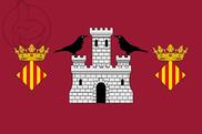 Flag of Corbera