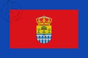 Flag of Moraleja de Enmedio