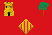 Bandera de Pina de Montalgrao