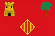 Flag of Pina de Montalgrao