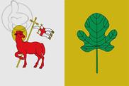 Bandeira do Rótova
