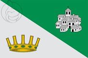 Bandeira do Villanueva de Viver