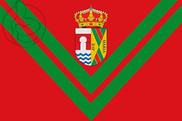 Bandera de Villavieja del Lozoya