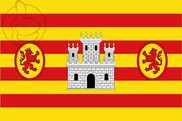 Bandera de Jérica