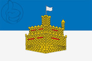 Flag of Oropesa del Mar