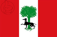 Bandera de Gaibiel