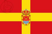 Bandera de Los Santos de la Humosa