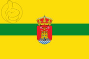 Flag of Perales de Tajuña