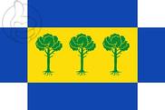 Bandera de San Martín y Mudrián