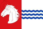 Bandera de Cabeza de Caballo